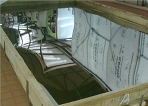 【苏州】为了您的好口碑,我们认真生产每一张430不锈钢镜面板